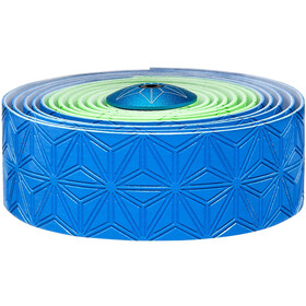 Supacaz Super Sticky Kush Multi-Color Lenkerband neon grün/neon blau